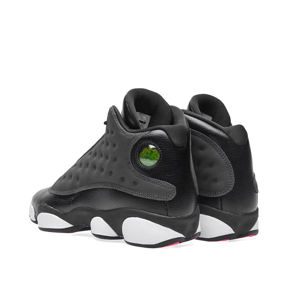 pretty nice 10b20 2c00f Nike Air Jordan 13 Retro GS Black, Anthracite   Hyper Pink   END.