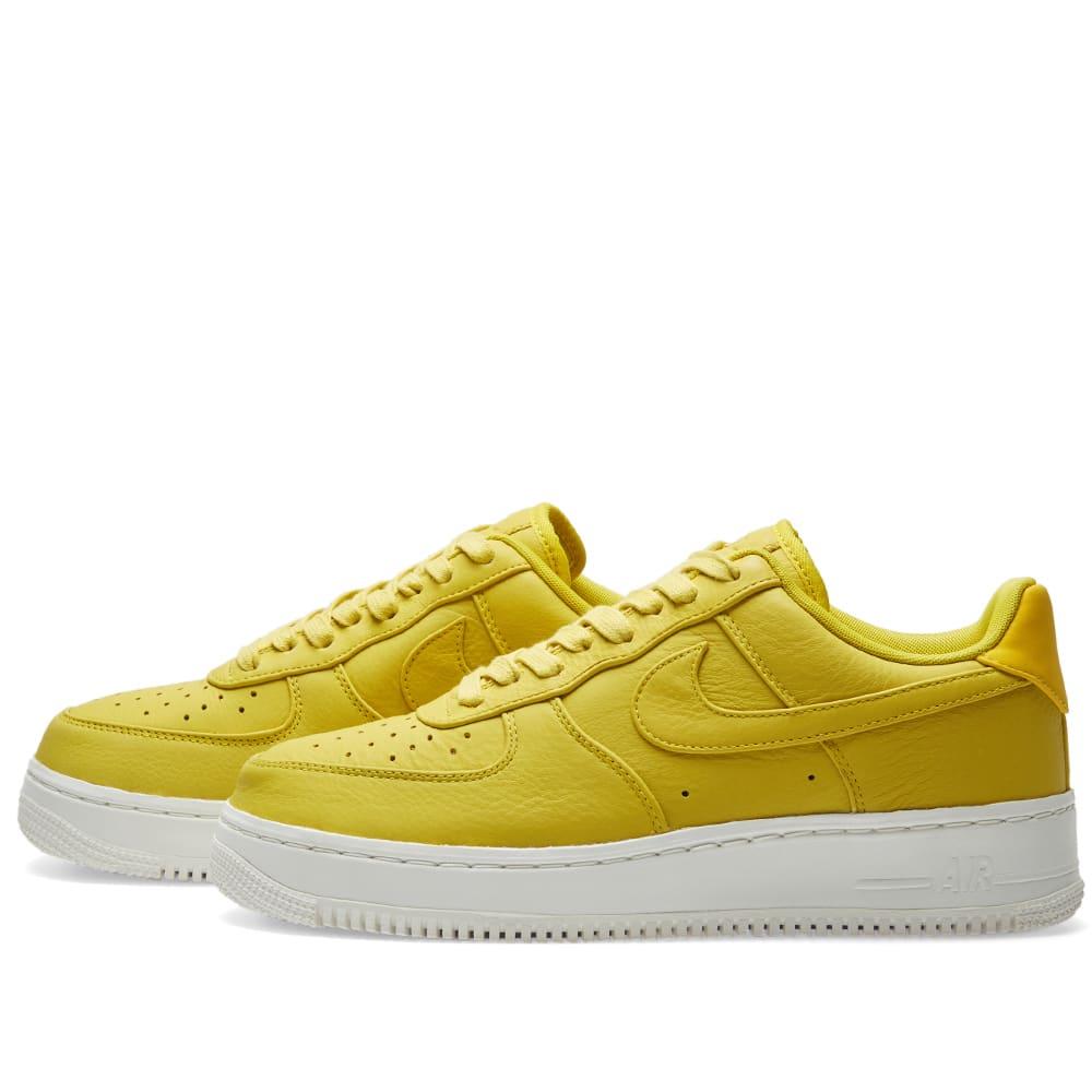 quality design d2659 96726 NikeLab Air Force 1 Low Bright Citron   END.
