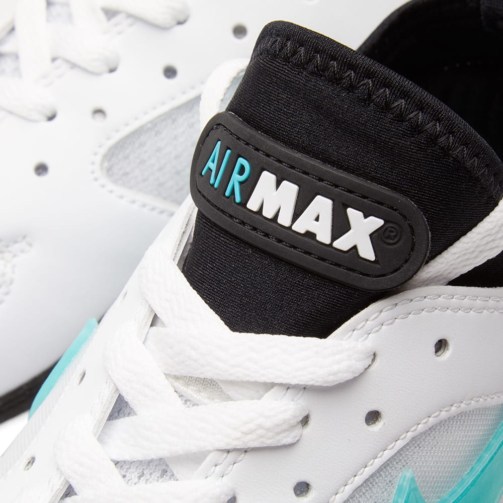 lowest price Nike Air Max 93 White Sport Turquoise Black