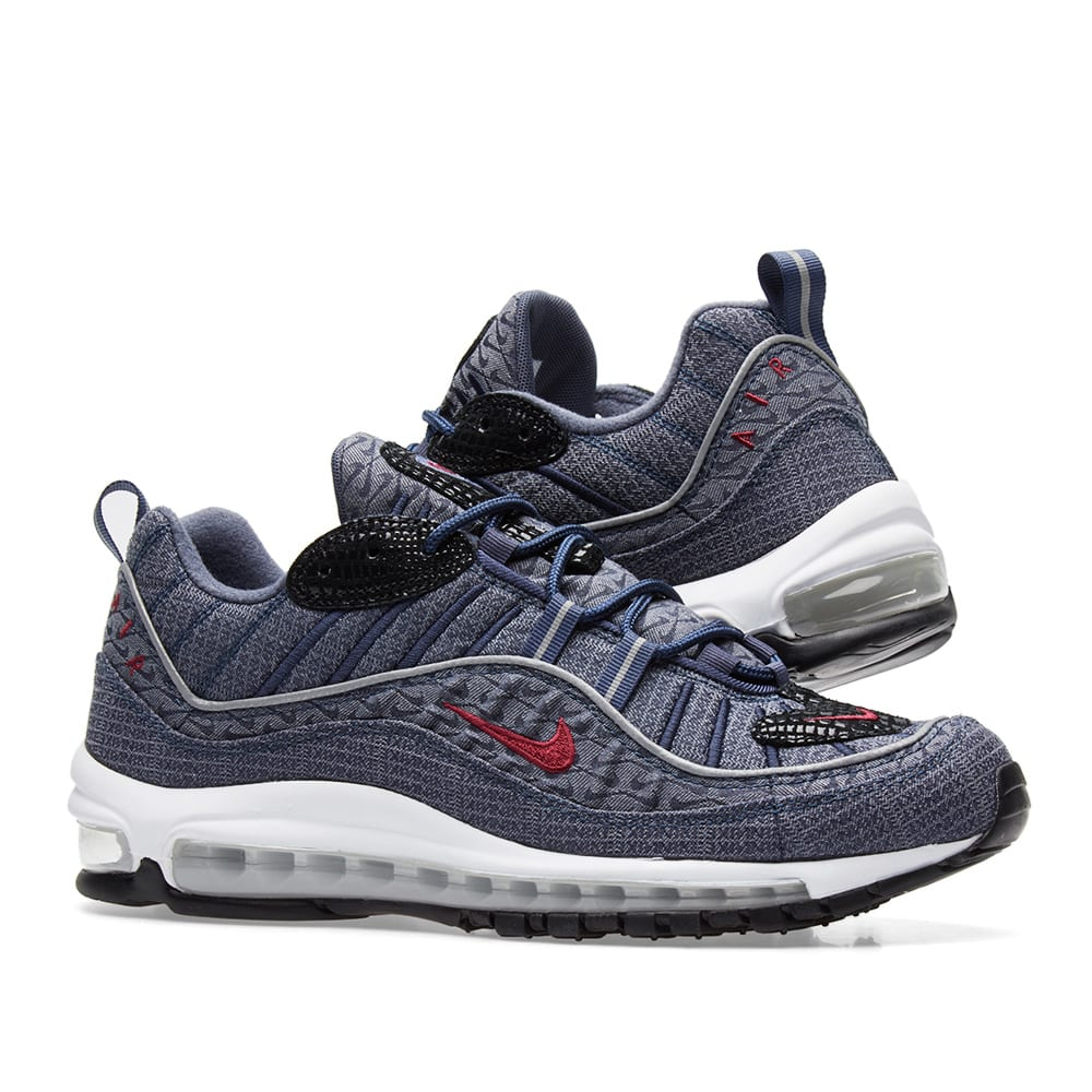 huge selection of 0795e f43d5 Nike Air Max 98 QS