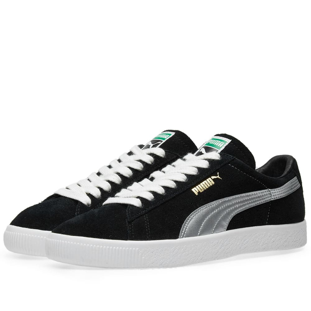 competitive price b53cd ab020 Puma Suede 90681 Silver OG Pack