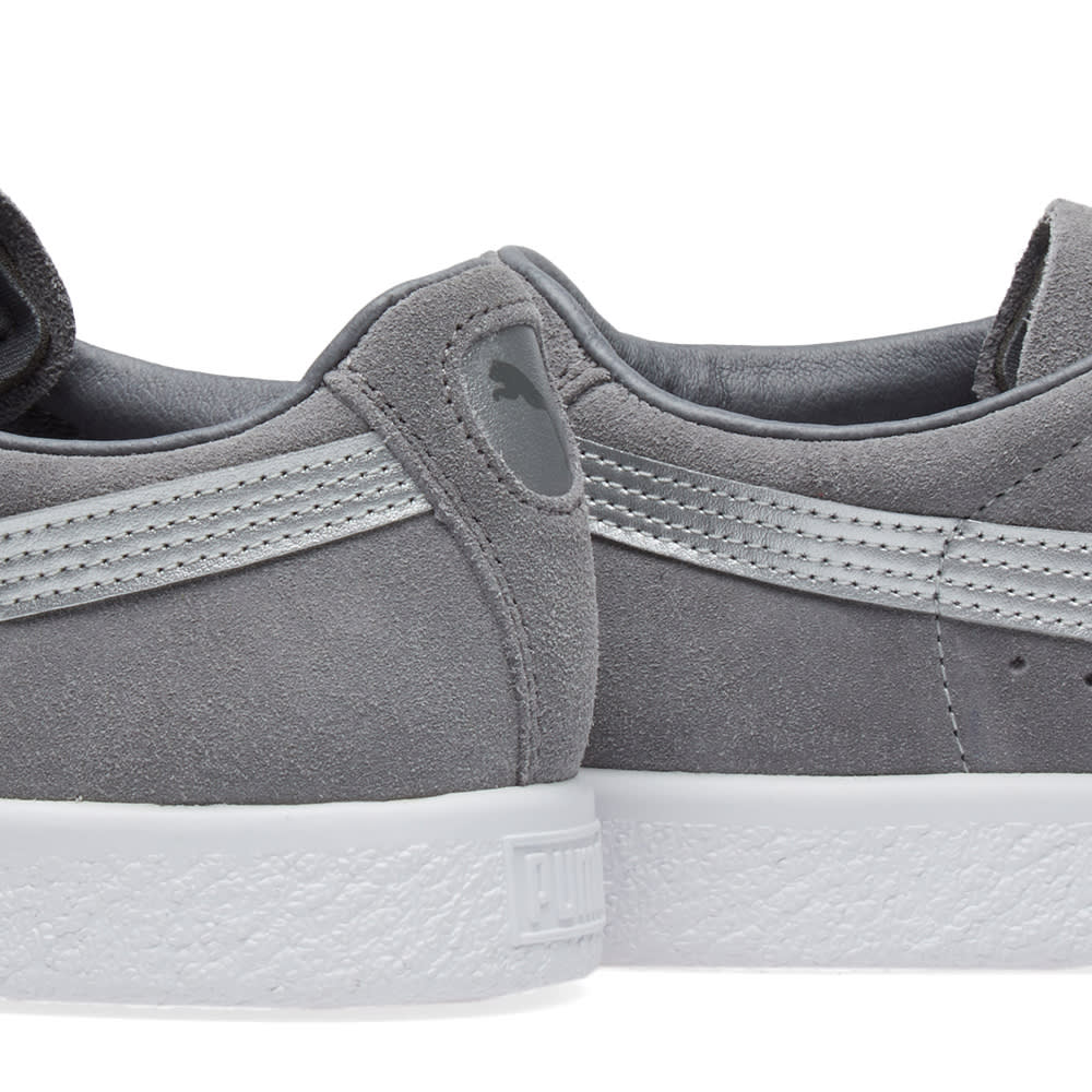 Puma Suede 90681 Silver Og Pack In Grey  08ebb9e30