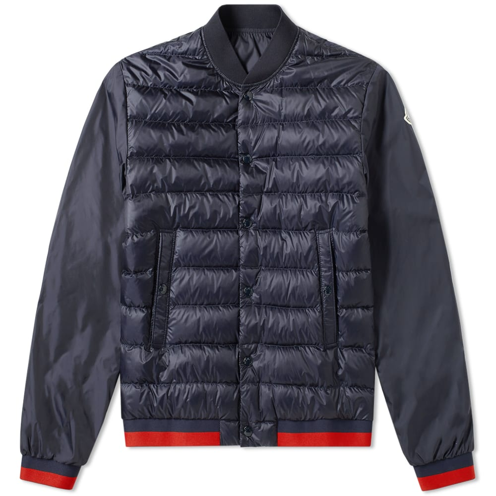 Moncler Attoub Down Filled Varisty Jacket
