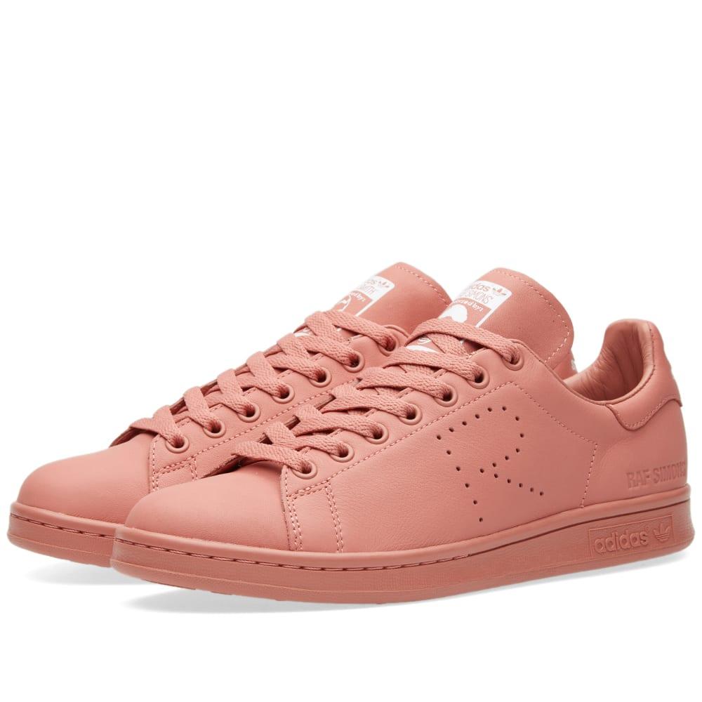 adidas x raf simons stan smith ash pink. Black Bedroom Furniture Sets. Home Design Ideas