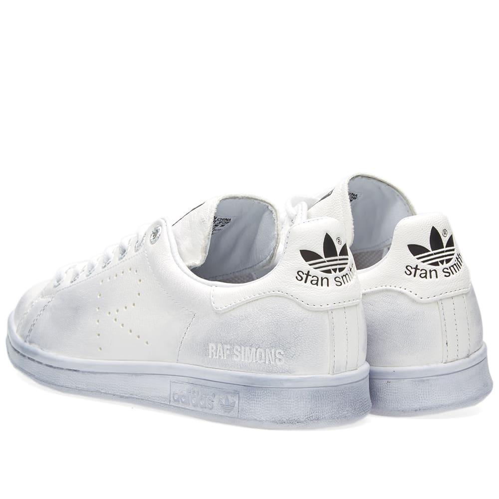 hot sale online cdd2b 755b2 Adidas x Raf Simons Stan Smith Aged