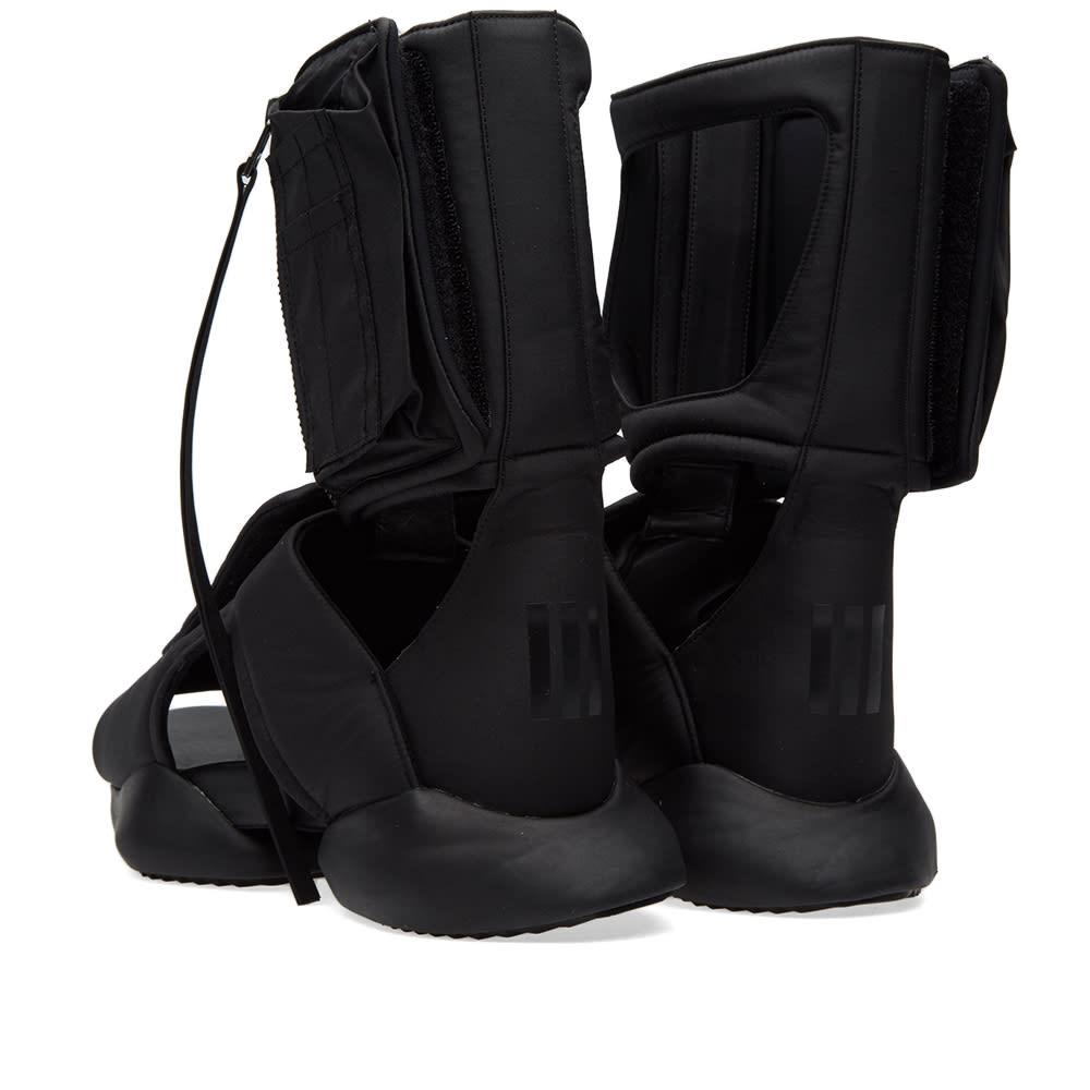 54469d0cf082 Adidas x Rick Owens Cargo Sandal Black