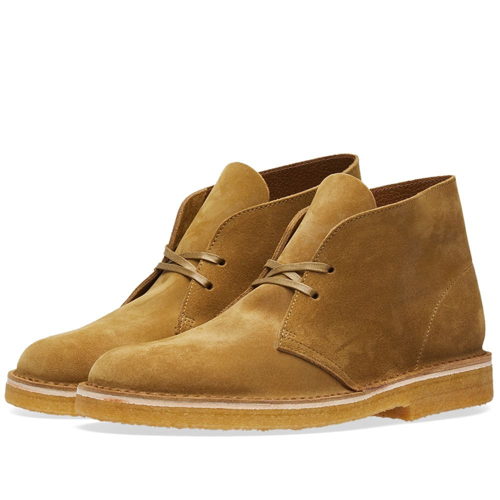 6140043d672 Clarks Originals Desert Boot - Made in Italy