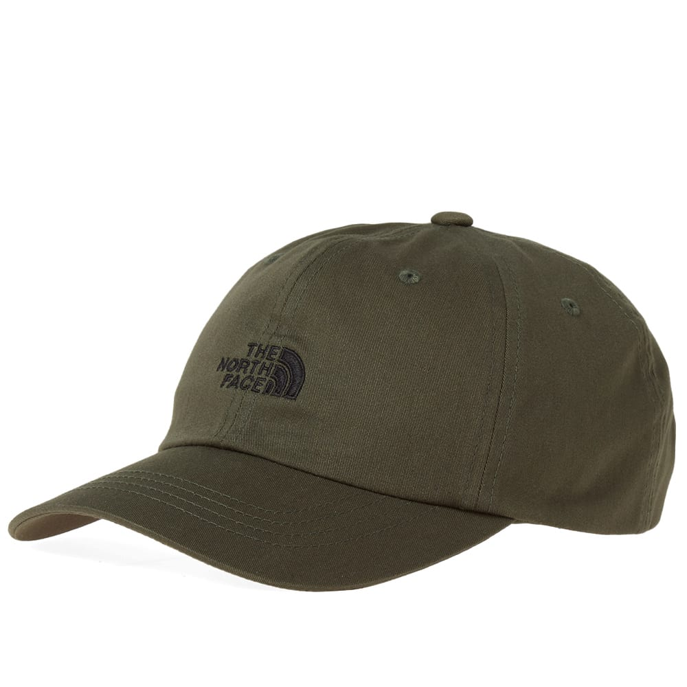 6c3ad370 The North Face Norm Cap New Taupe Green & TNF Black | END.