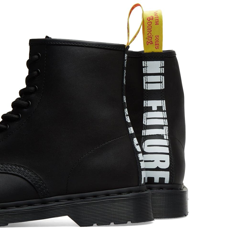 5e08e36fa07c Dr. Martens x Sex Pistols 1460 Boot Black | END.