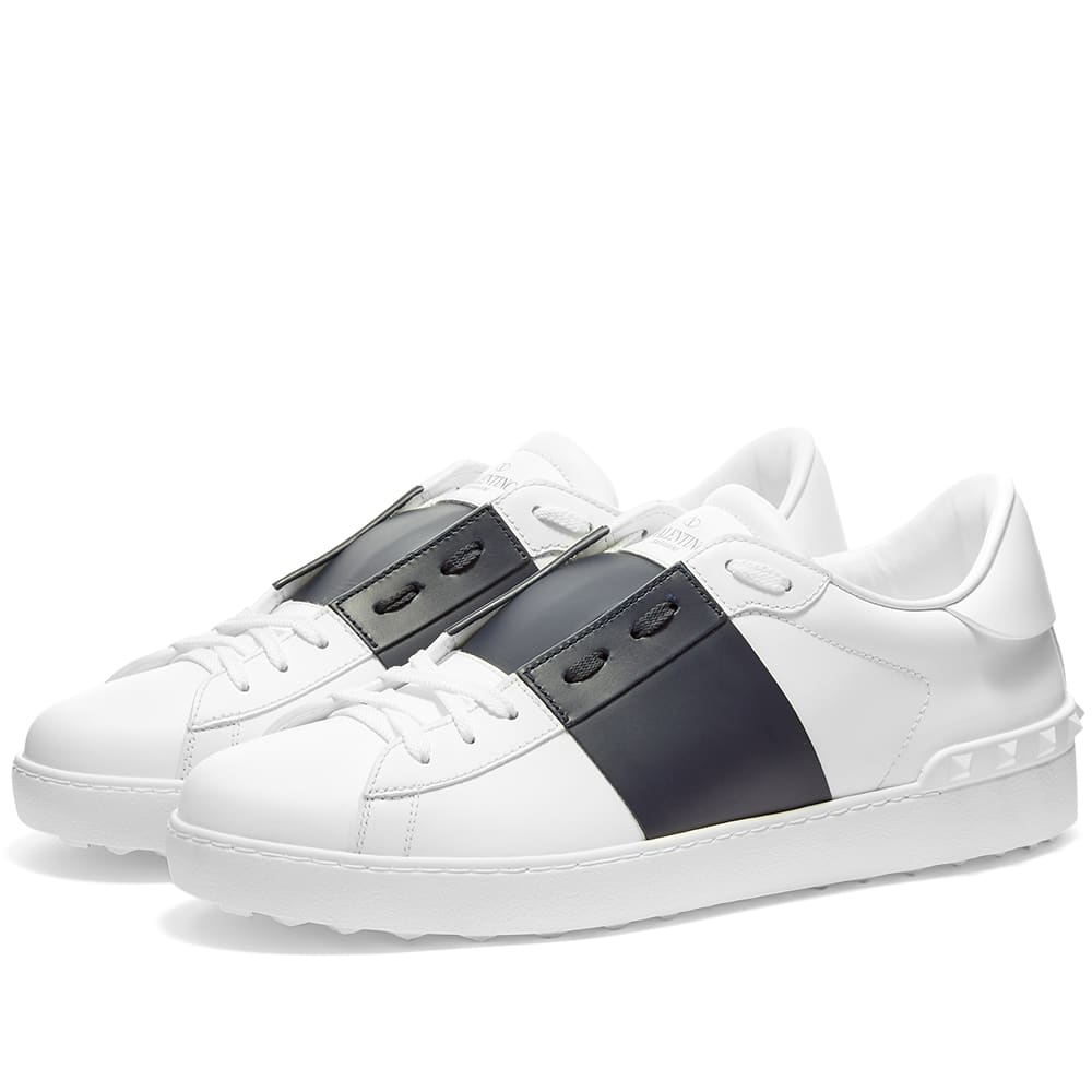 Valentino Valentino Open Low Top Sneaker
