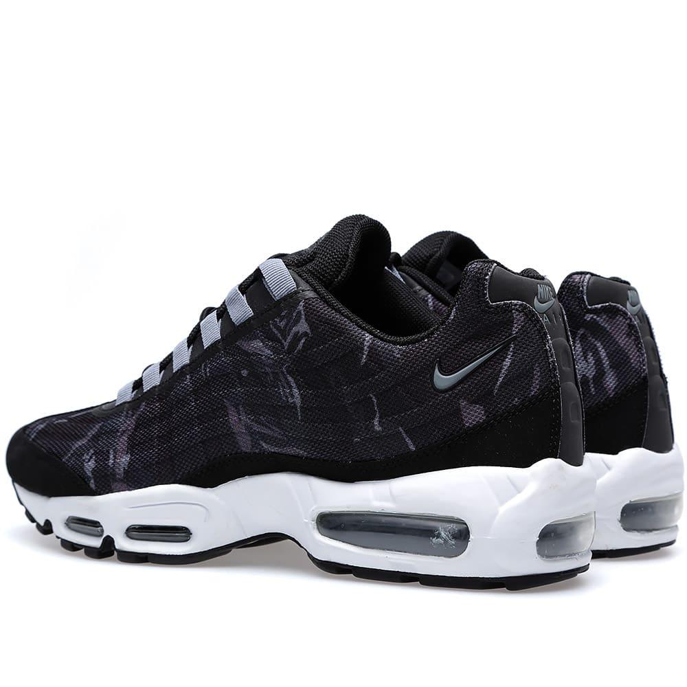 sale retailer 3a315 6ae50 Nike Air Max 95 PRM Tape Black   White   END.