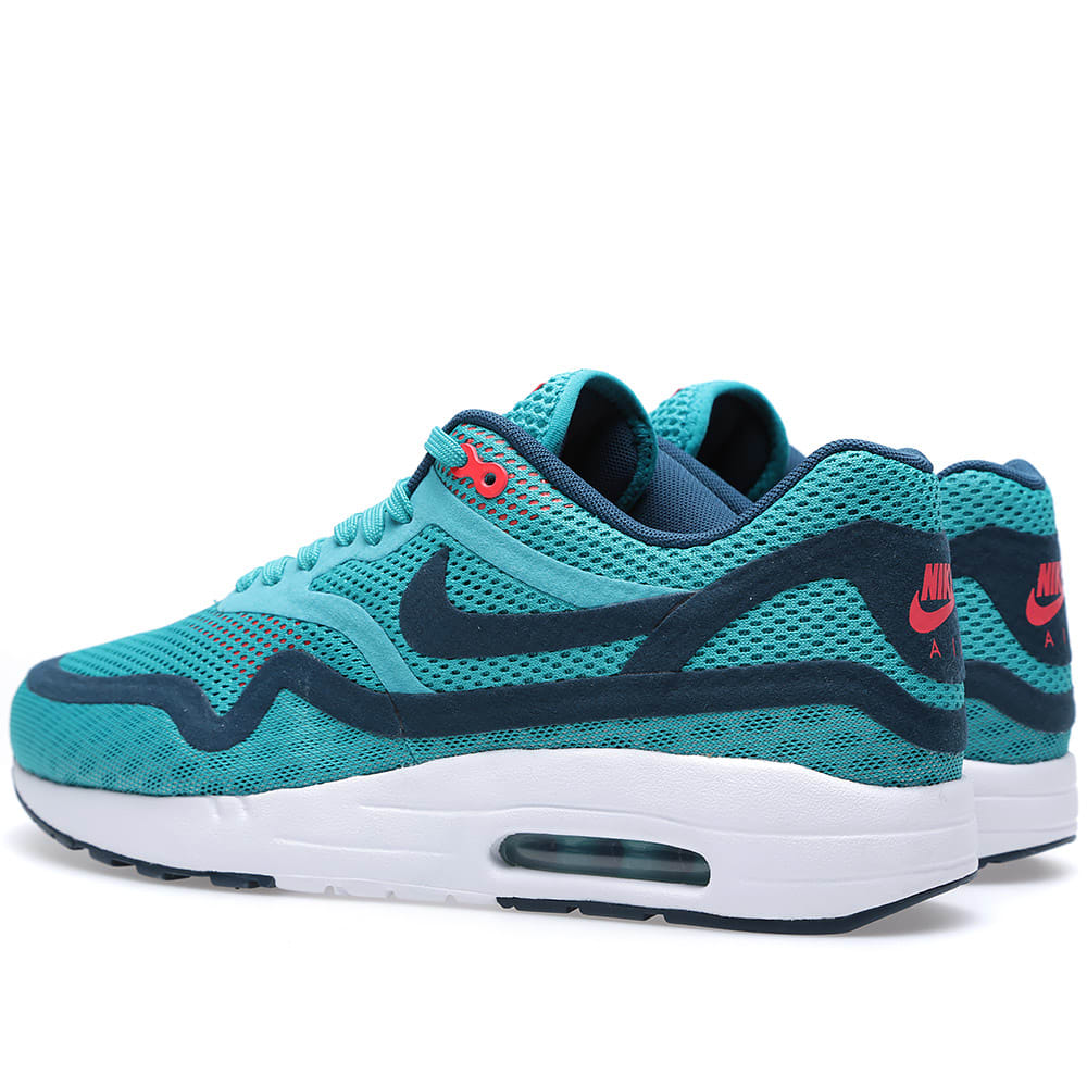 check out 4ec99 d80fb Nike Air Max 1 Breathe. Turbo Green   Nightshade