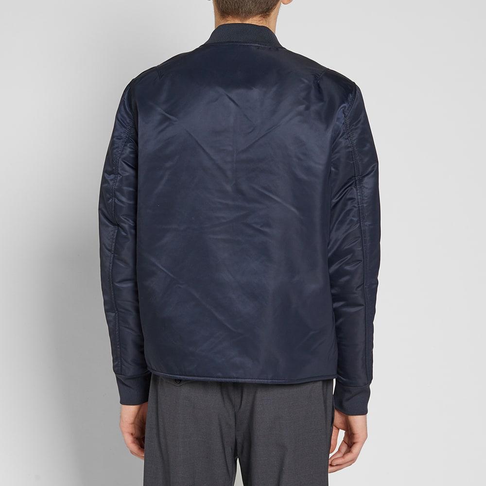 be835b749 Acne Studios Mylon Shine Jacket