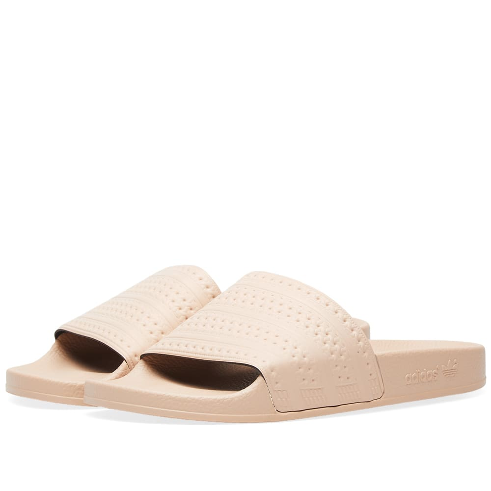 uk availability eb825 7fa03 Adidas Originals Adidas Adilette Sandal W In Pink