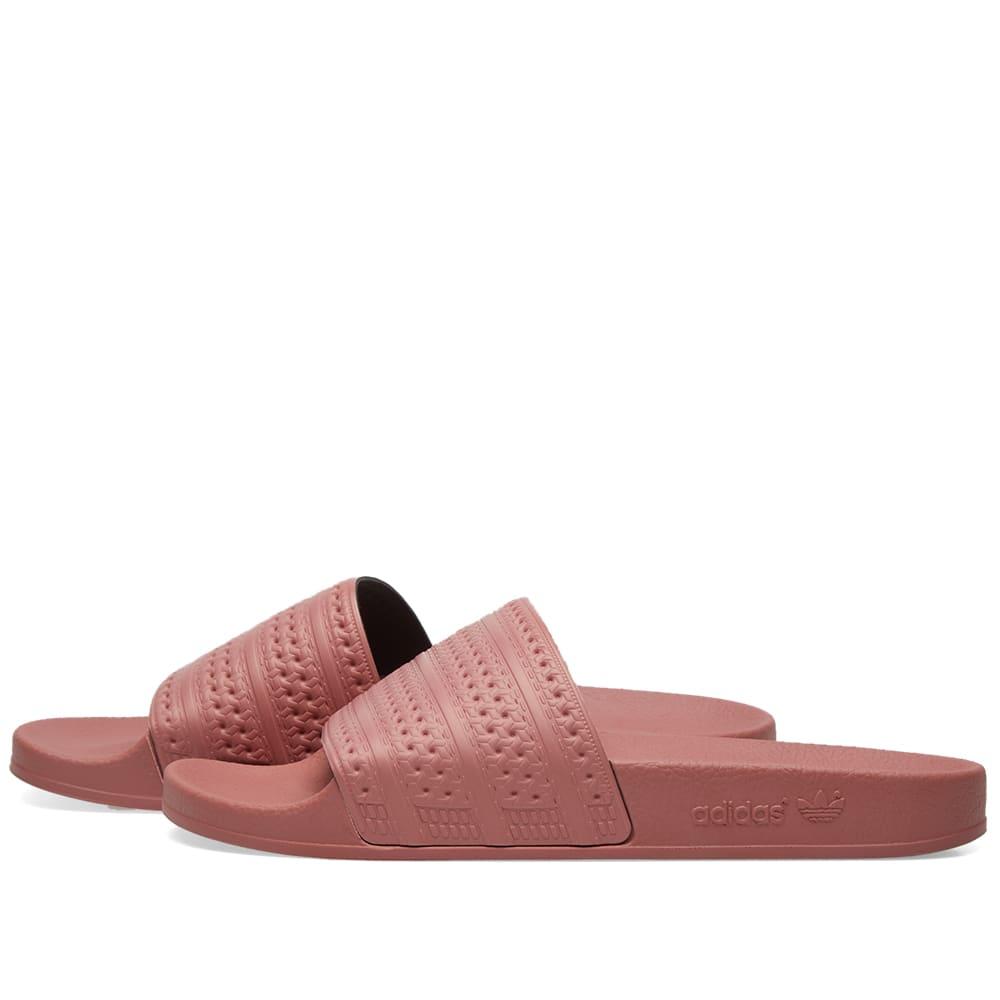 5e258dc7e Adidas Adilette Sandal W Ash Pink