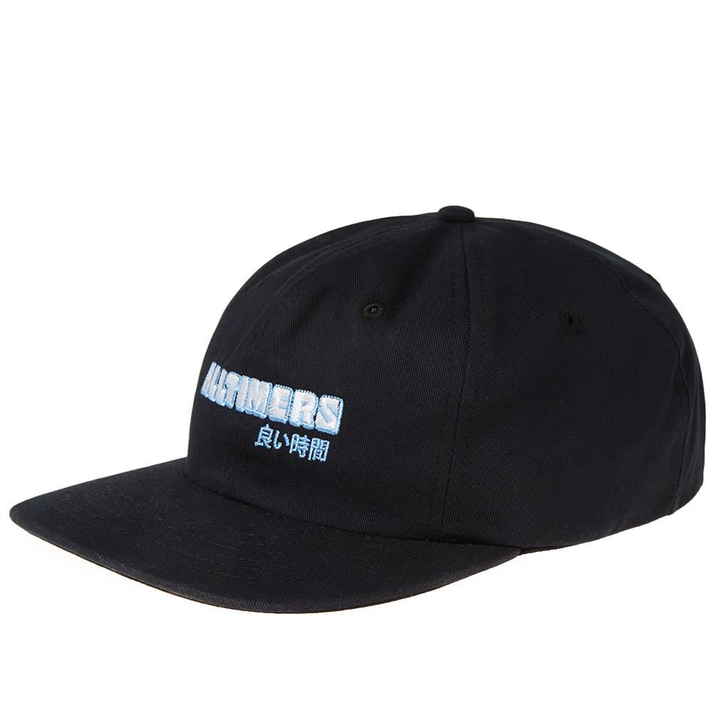 ALLTIMERS BLOCK CAP