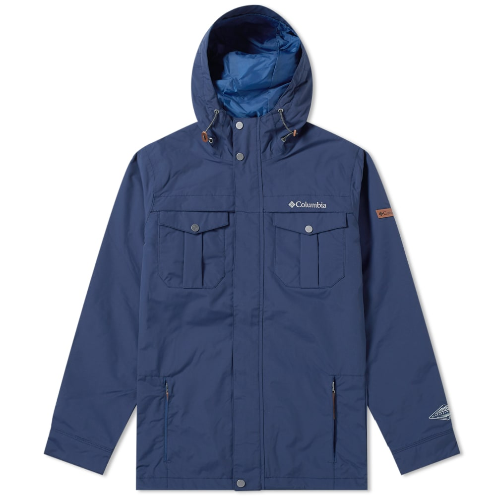 COLUMBIA WEILAND CROSSING PARKA