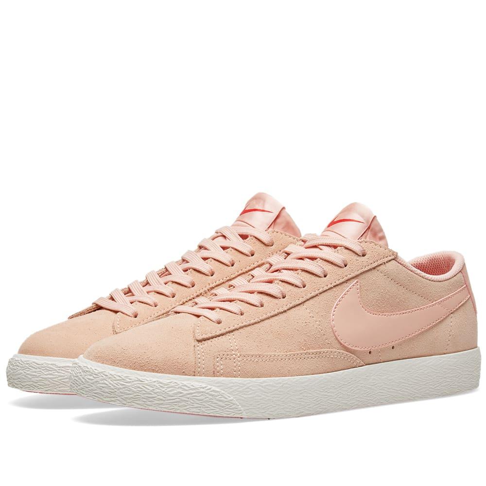 Nike Blazer Low Arctic Orange \u0026 Sail   END.