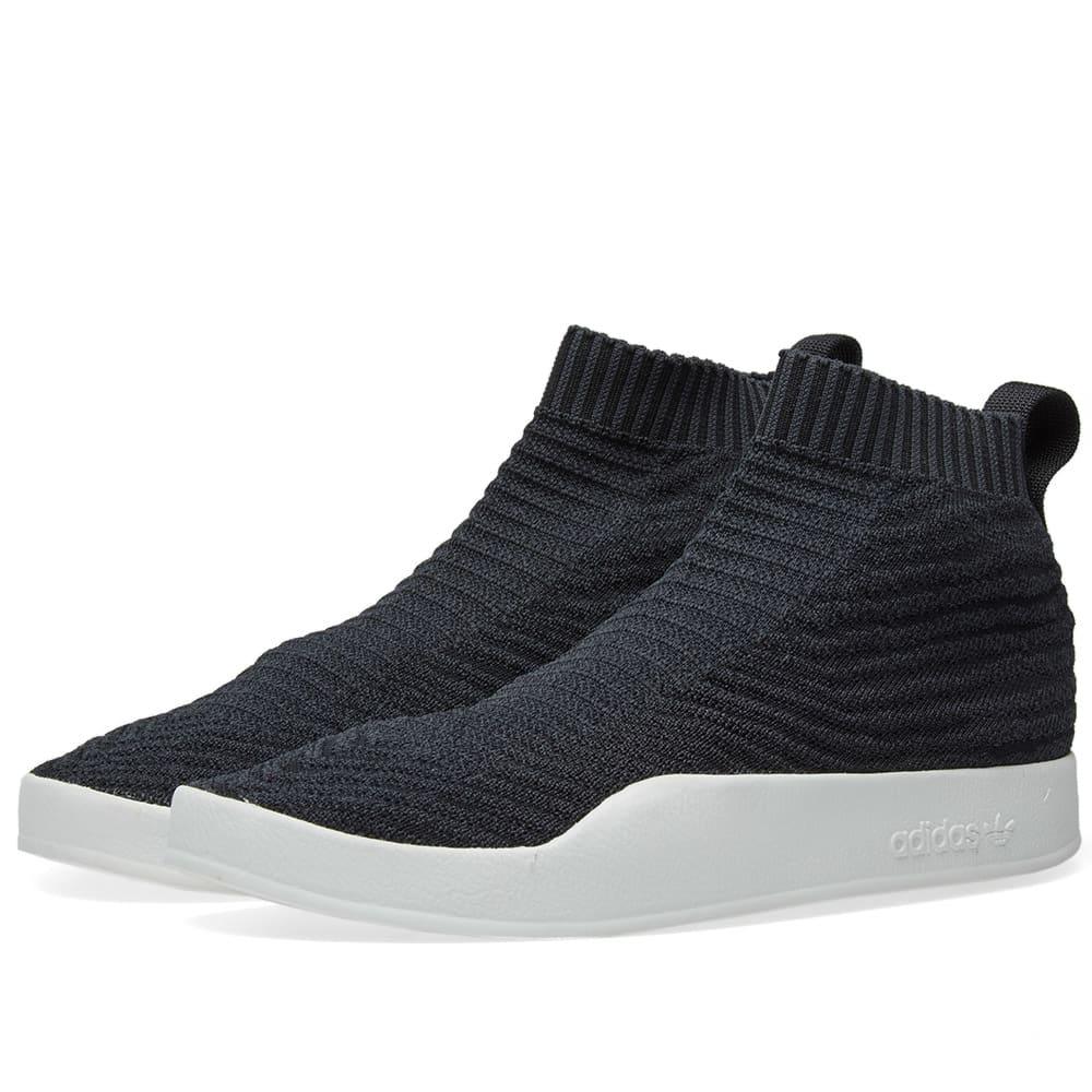 Adidas Adilette PK Sock Black, Carbon