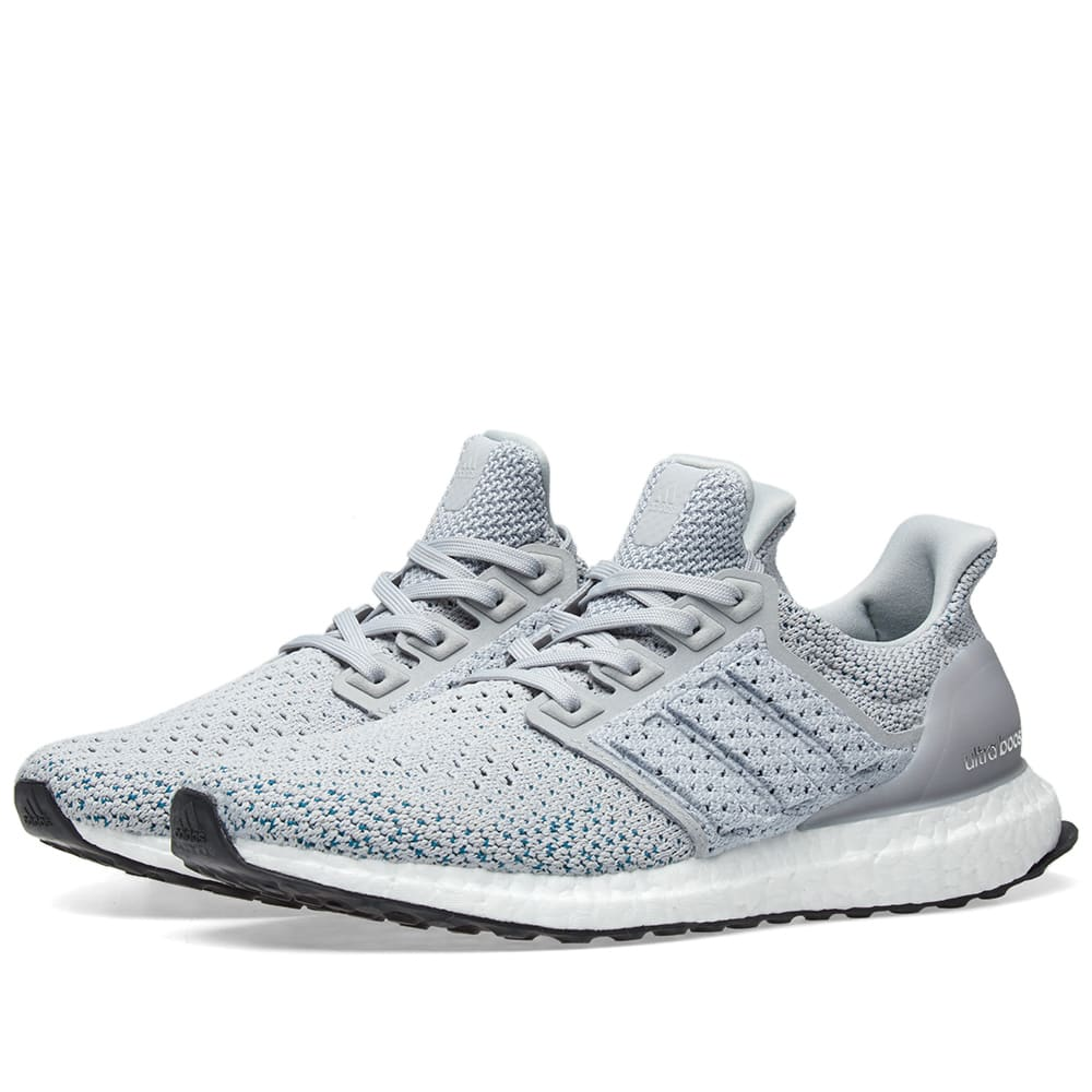 ae3f826e92044 Adidas Ultra Boost Clima Grey Two   Real Teal