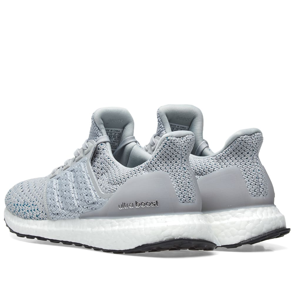 b6e8c9f170131 Adidas Ultra Boost Clima Grey Two   Real Teal