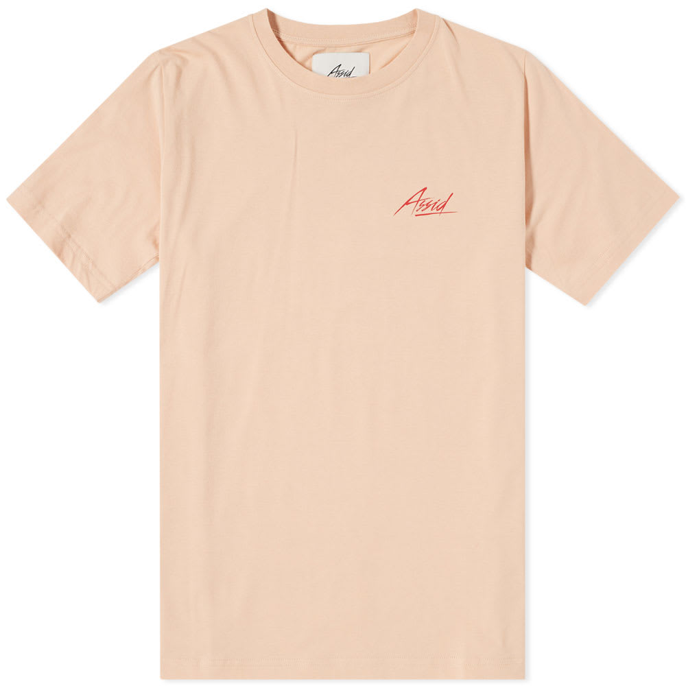 ASSID MULTI LOGO TEE