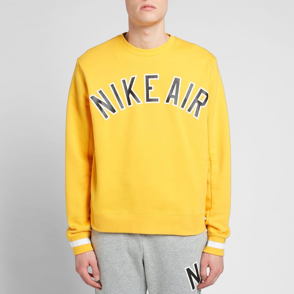 Nike Air Fleece Crew Sweat