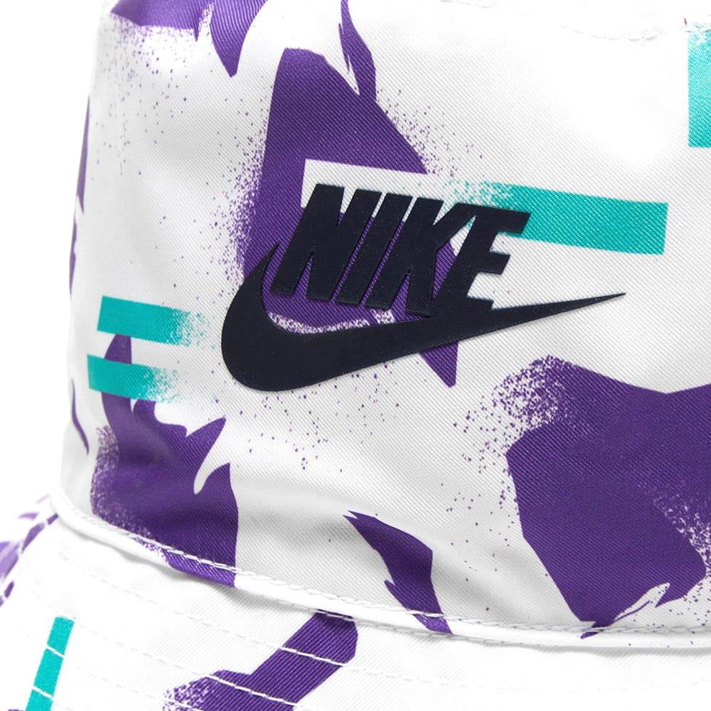 df1ef4d15d62d Nike Festival Bucket Hat White   Obsidian