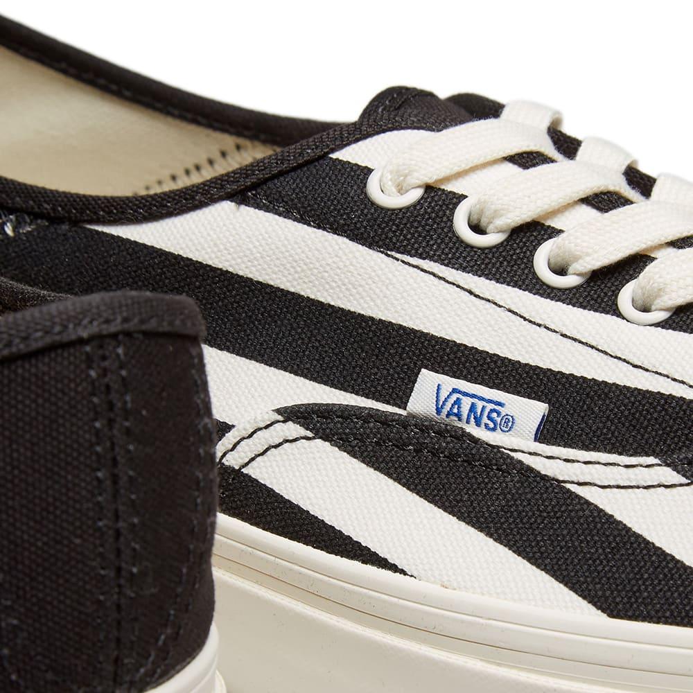 Vans Vault OG Style 43 LX Black | END.