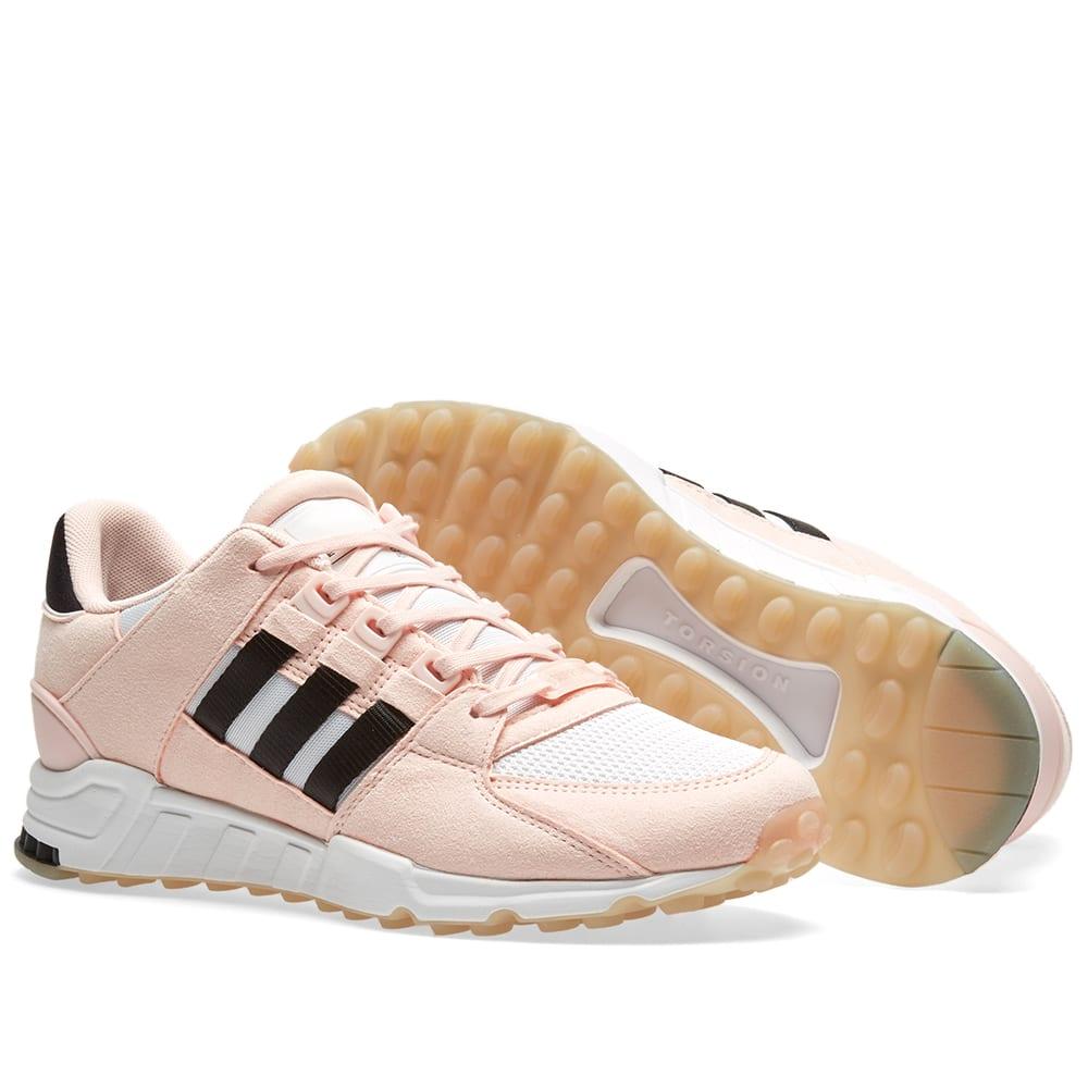 7703ae2add3a Adidas EQT Support RF W Icey Pink   White