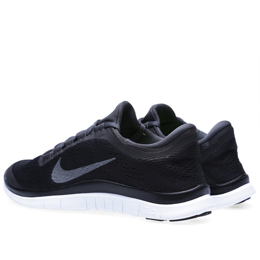 best website ebc1f ca50a Nike Free 3.0 V5 Black   Metallic Silver   END.