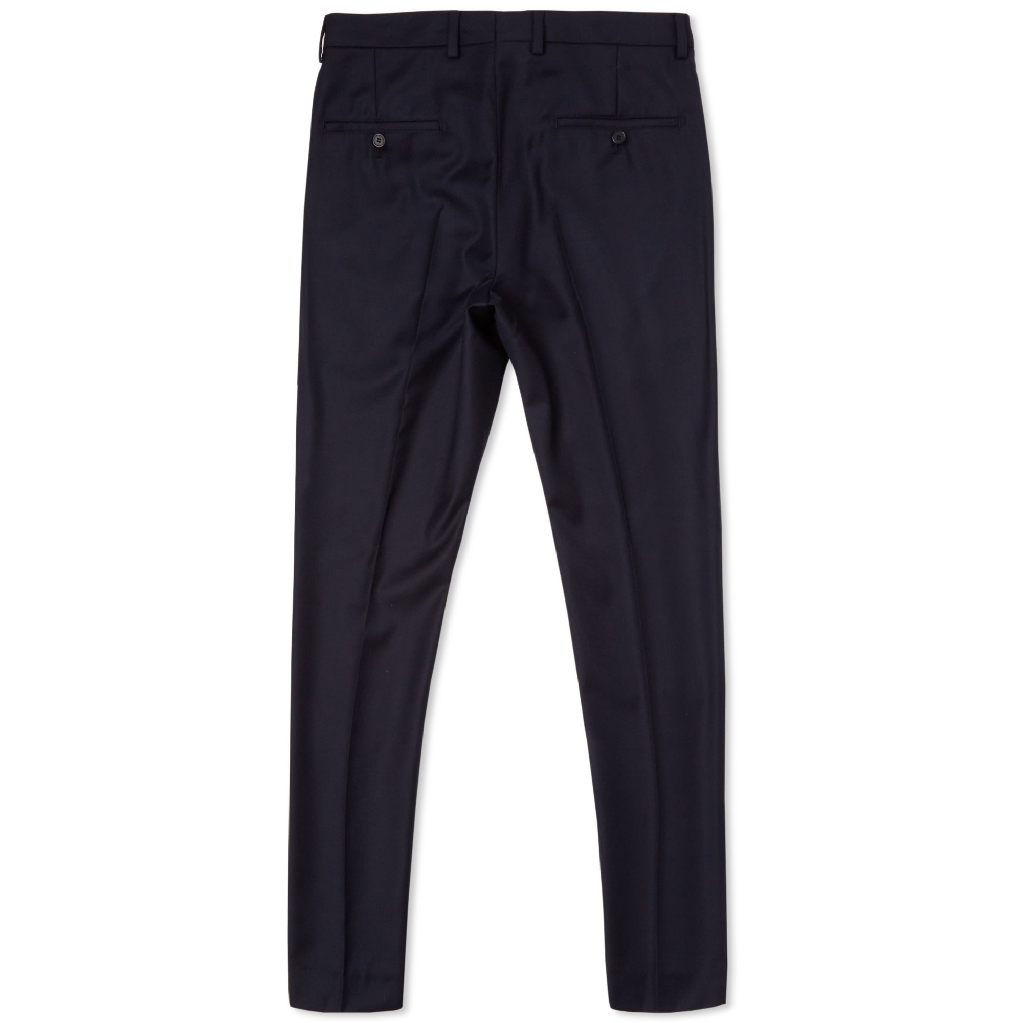 98bf33e73aec64 AMI Carrot Fit Trouser Marine | END.