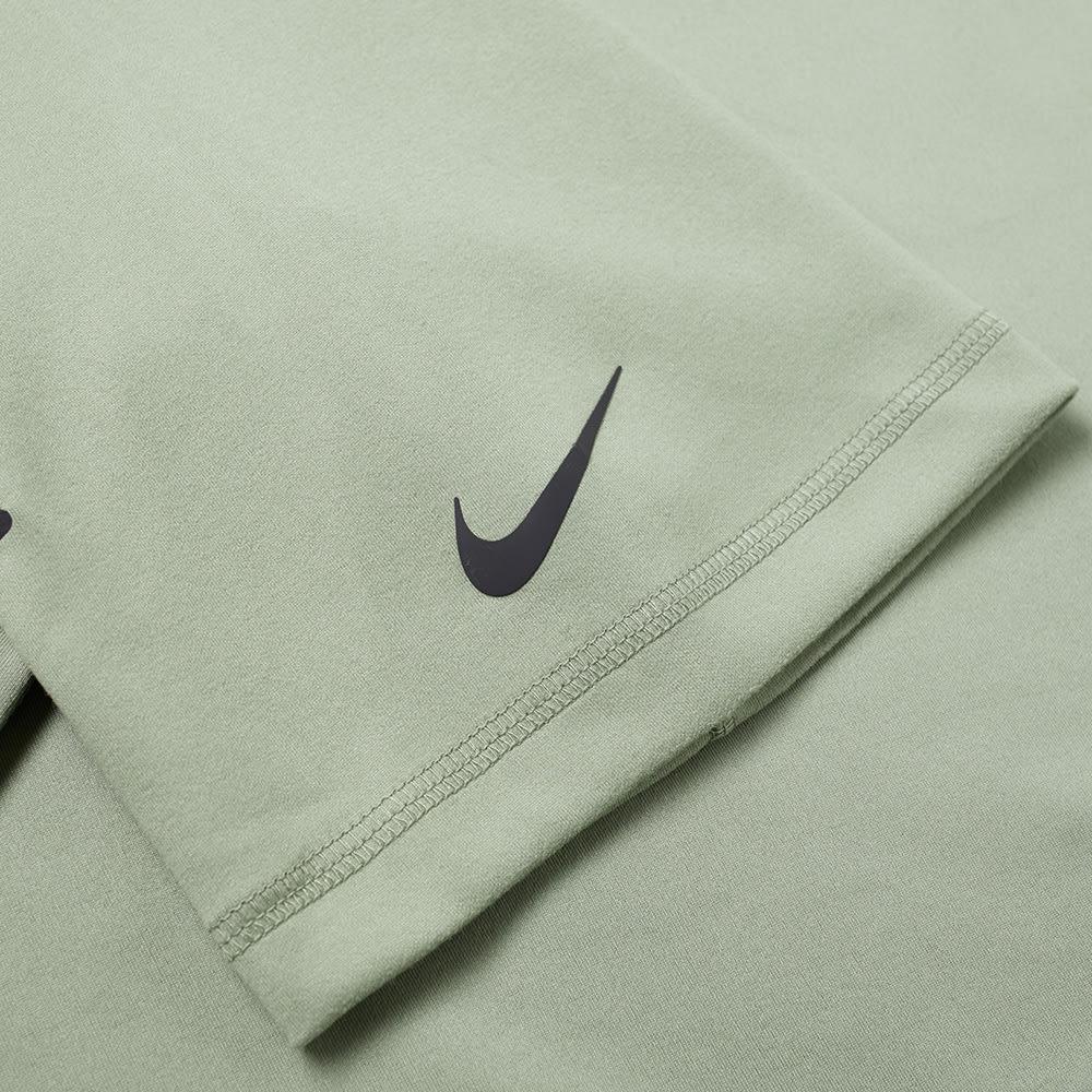 8402cd4a3d99 Nike Tech Pack Bonded Tee Jade Stone & Black | END.