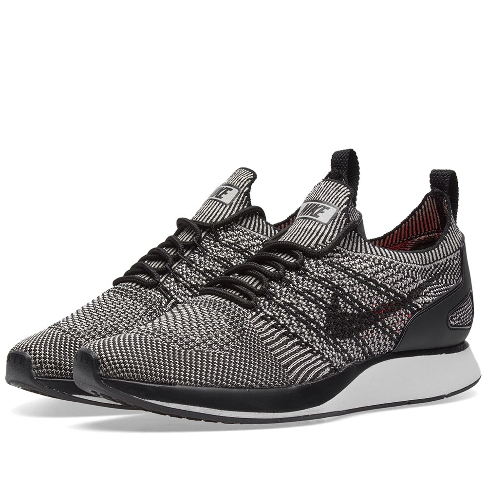 buy online 540ac 691e5 Nike Air Zoom Mariah Flyknit Racer Pale Grey, Solar Red   White   END.