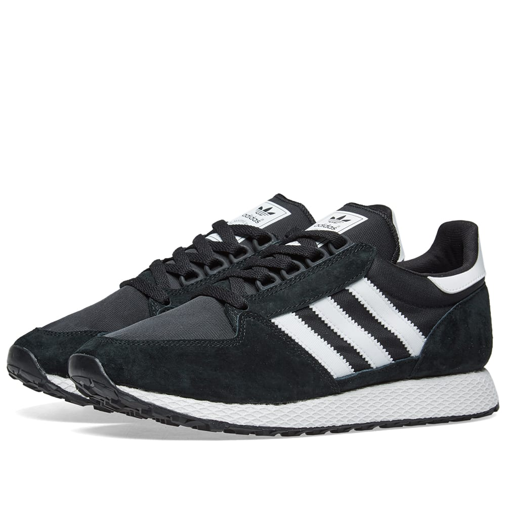 on sale c5567 24509 Adidas Originals Adidas Forest Grove In Black
