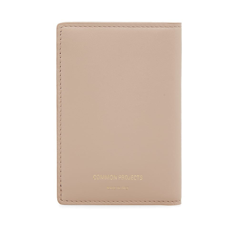 COMMON PROJECTS SOFT LEATHER FOLIO WALLET