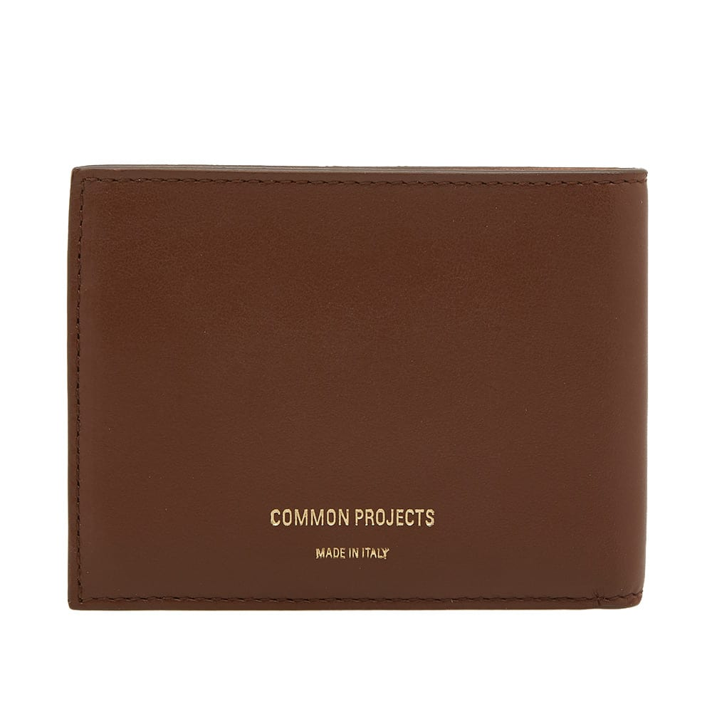 COMMON PROJECTS SOFT LEATHER STANDARD WALLET