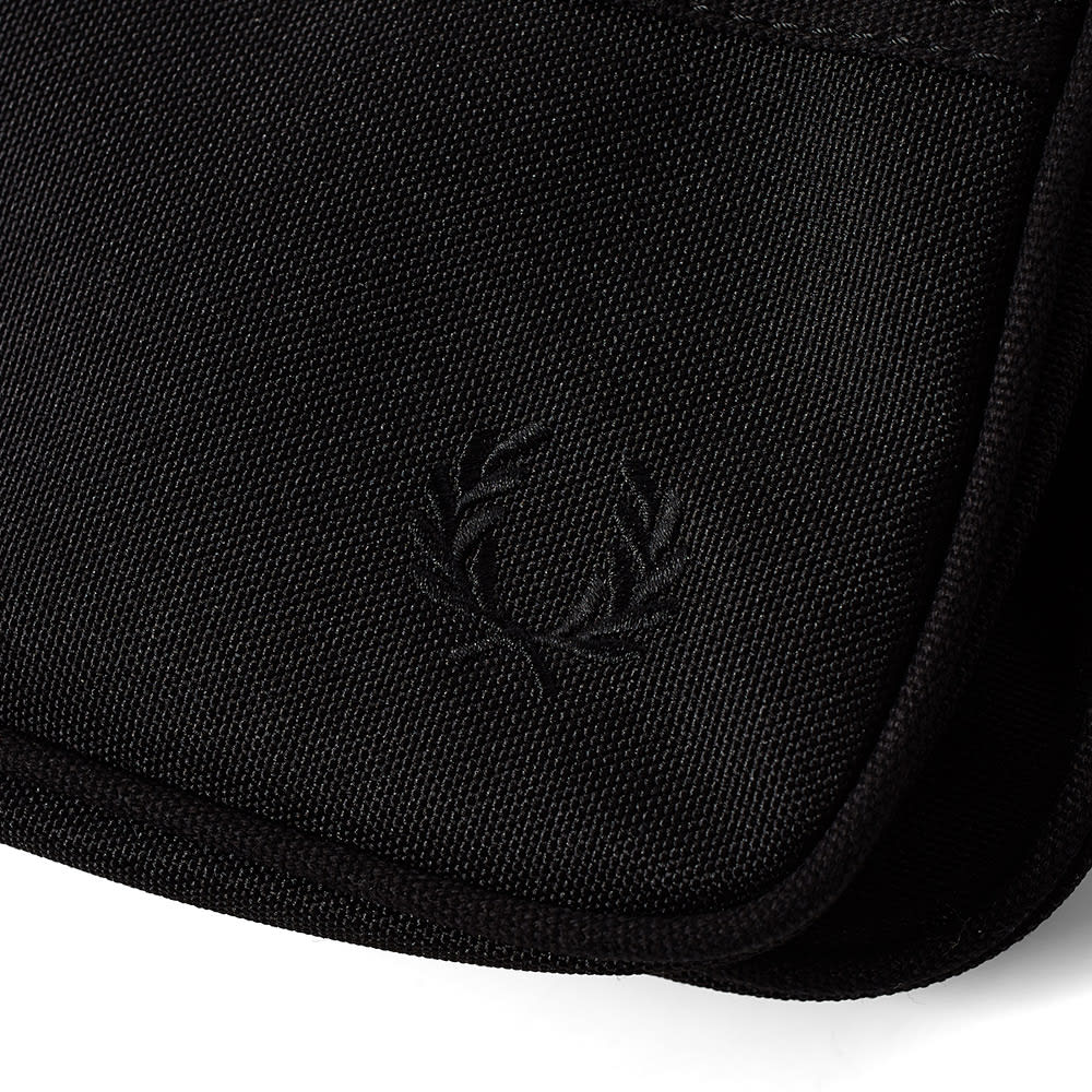 591c7285e Fred Perry Twin Tipped Cross Body Bag Black | END.