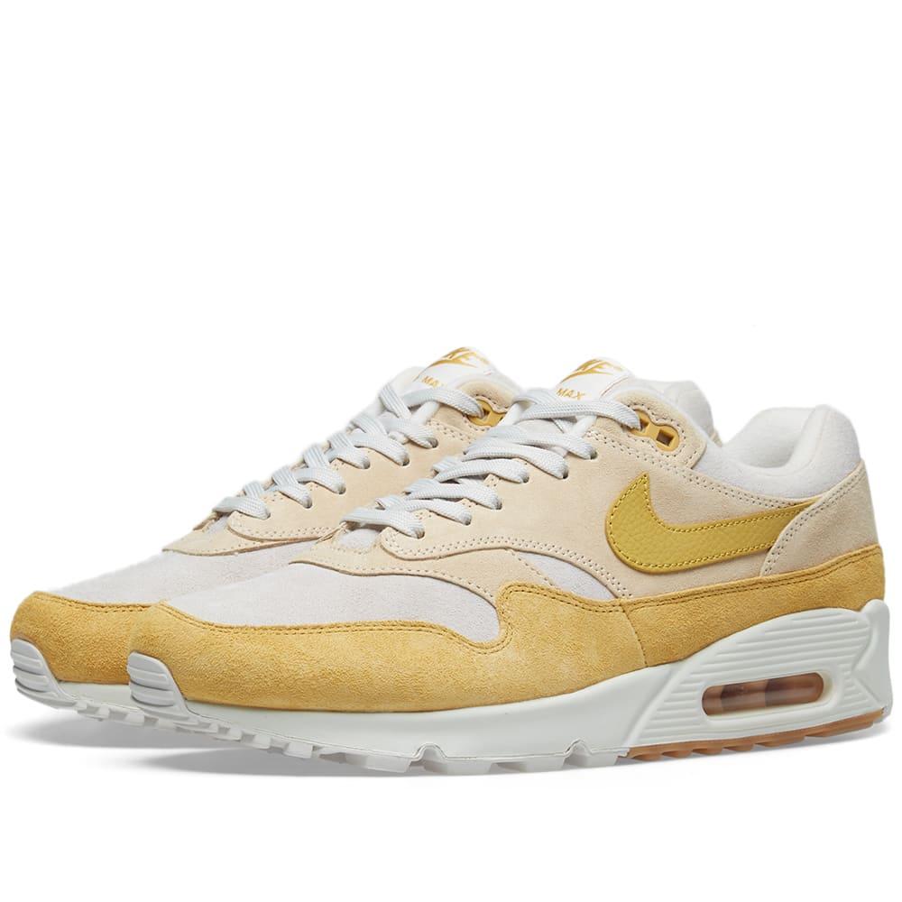 nike gold air max 90
