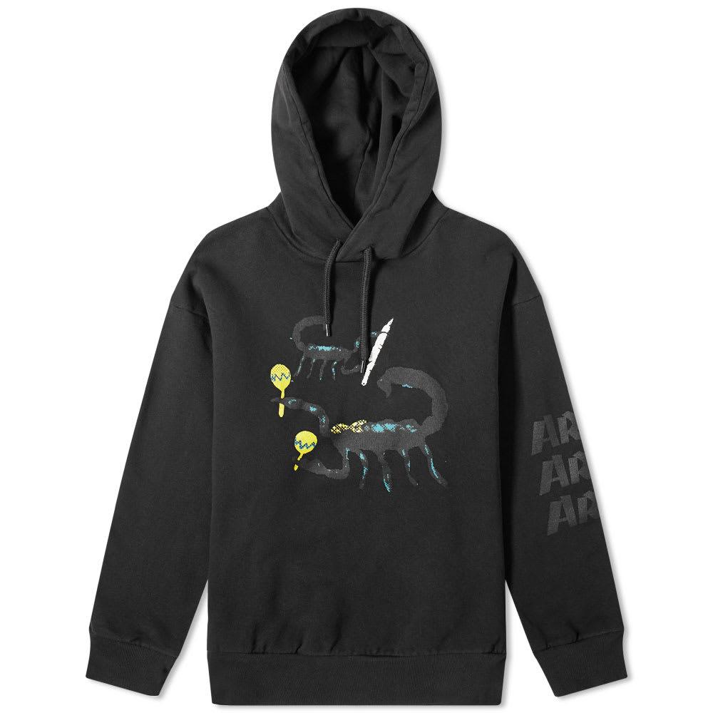 Aries Scorpion Popover Hoody by Aries