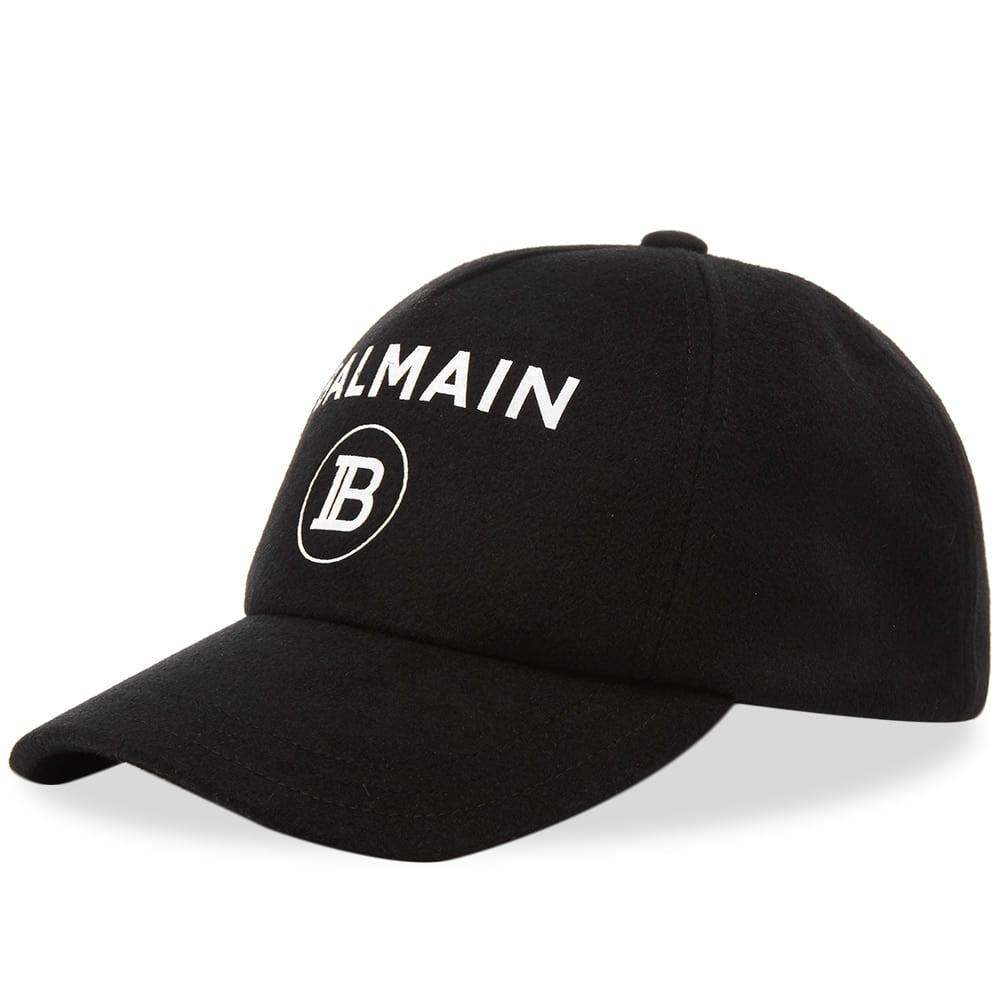Balmain Accessories Balmain Logo Cap