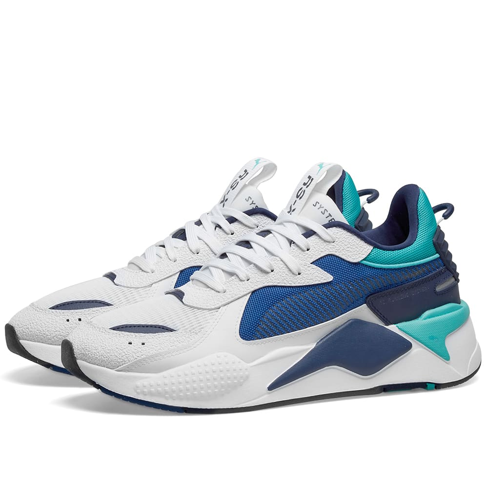 new style deft design limited guantity Puma RS-X Hard Drive