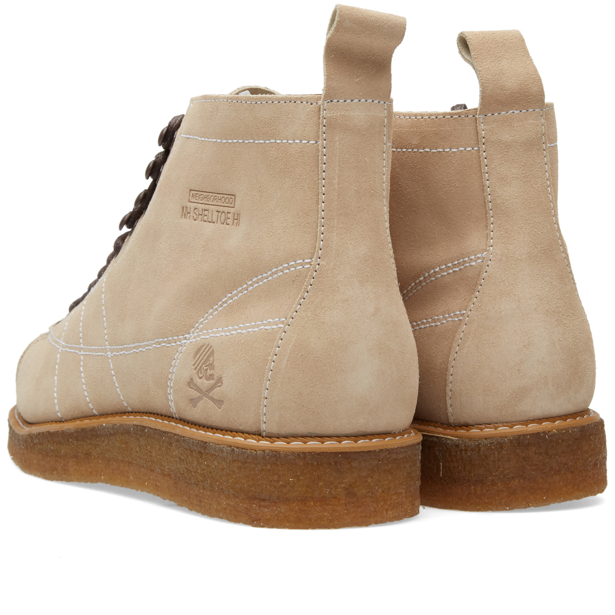 Adidas x Neighborhood Shelltoe Boot