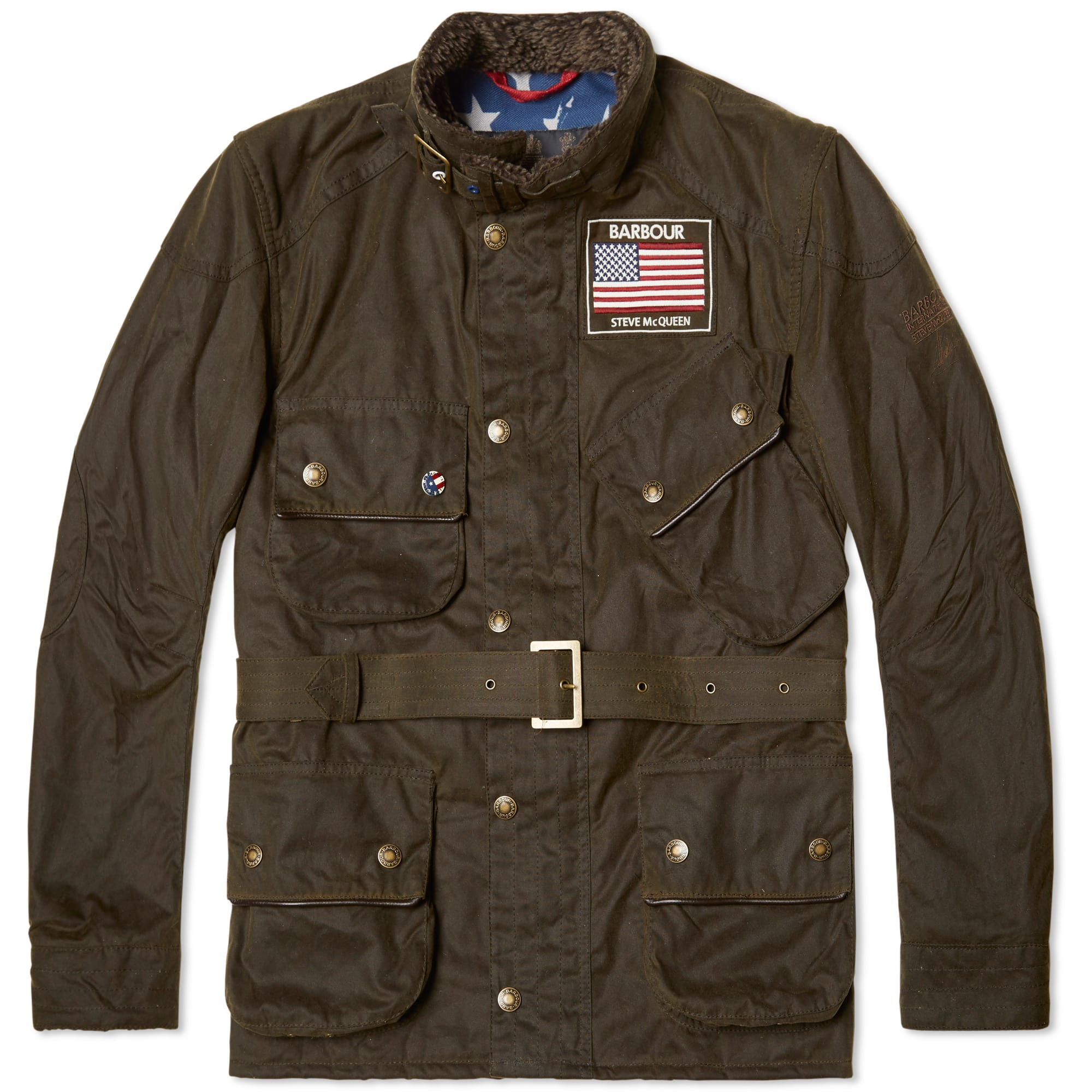 best service lower price with soft and light Barbour Steve McQueen Escape Jacket