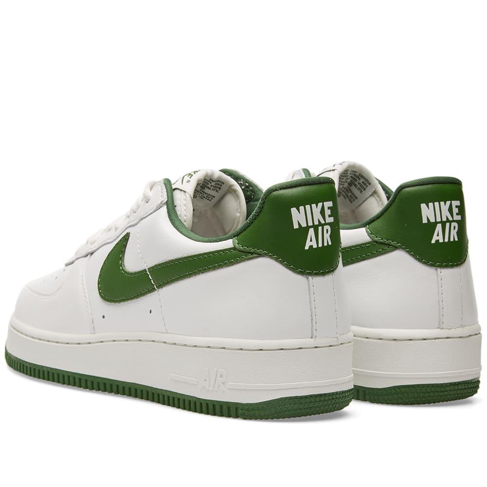 Nike Air Force 1 Low Retro Summit White