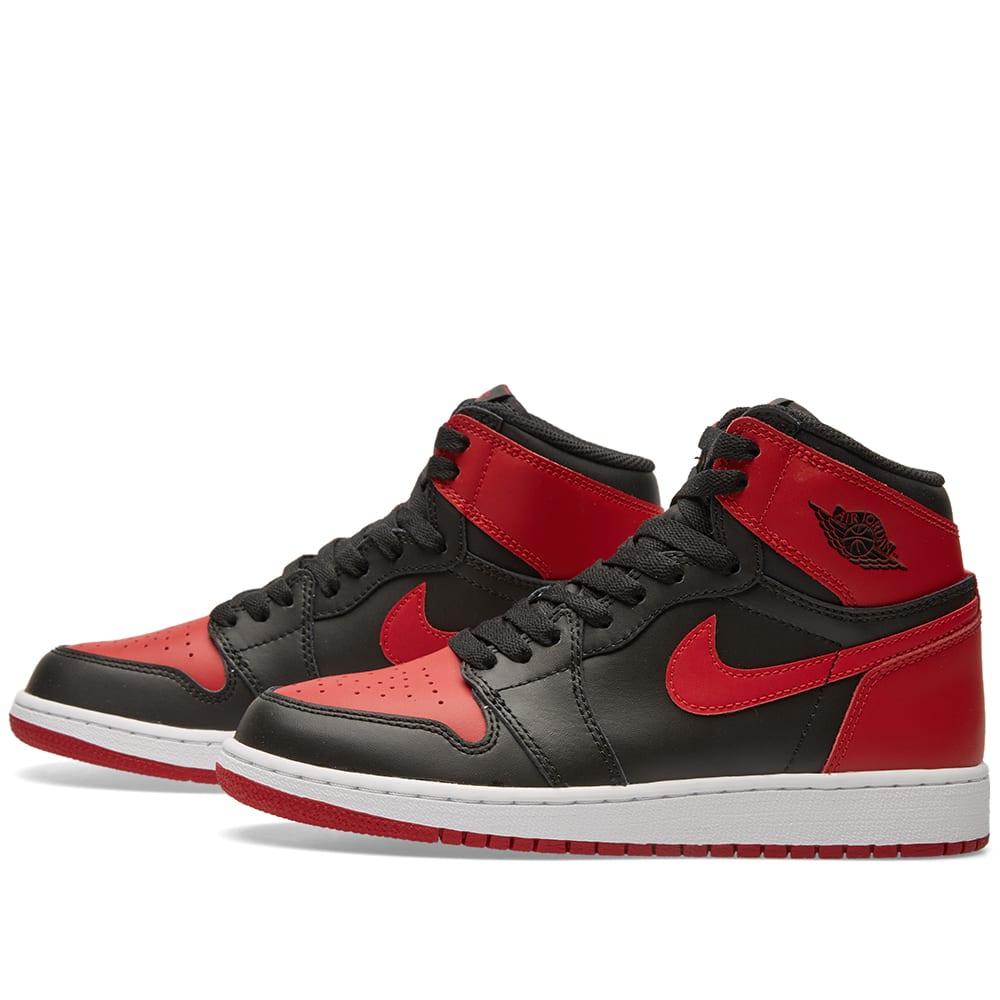 Nike Air Jordan 1 Retro High OG Black