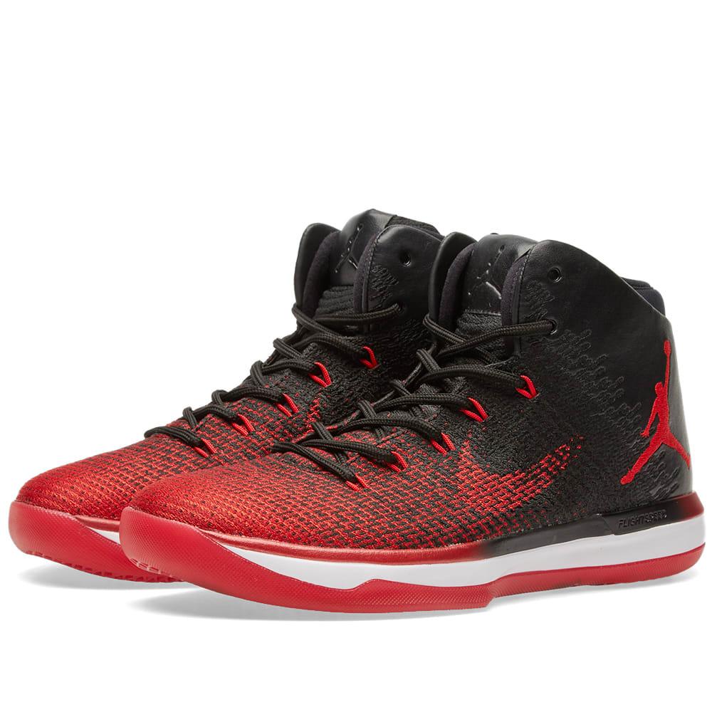 10876a2e5e14 Nike Air Jordan XXXI Black