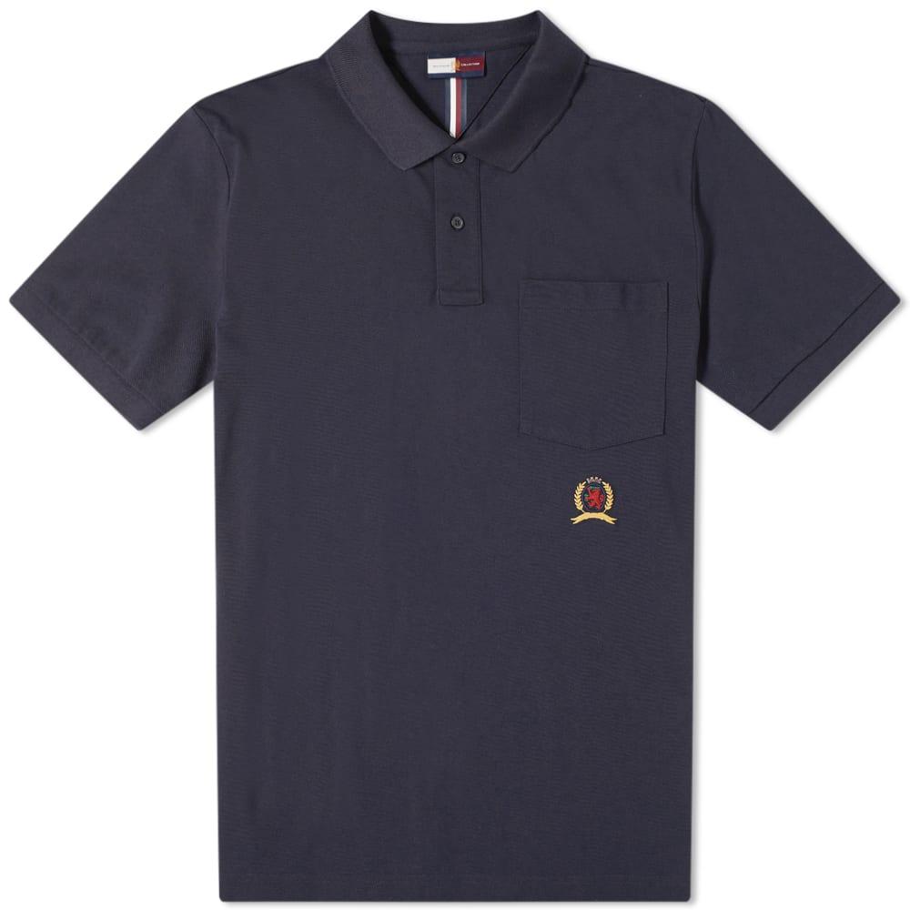 super popular b7b57 6e6dc Hilfiger Collection Crest Pocket Polo