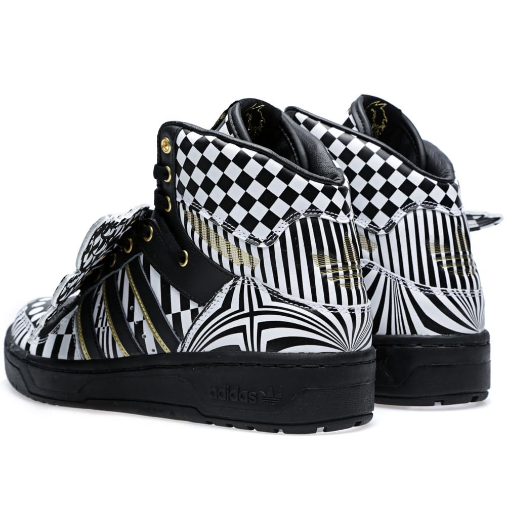 super popular d29f1 eae6d Adidas ObyO x Jeremy Scott Wings Opart