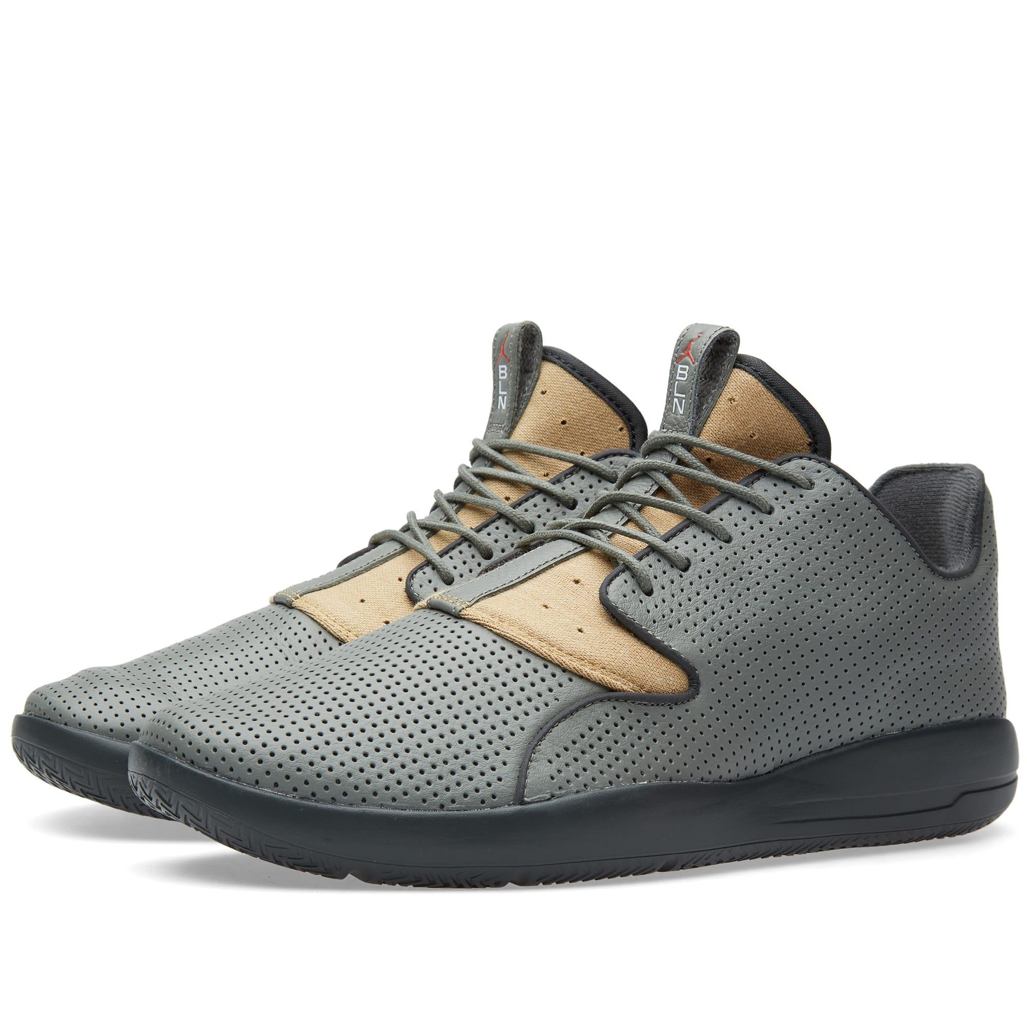 cheap for discount 26acd 78bdb Nike Jordan Eclipse Leather  Berlin  Tumbled Grey   Cinnabar   END.